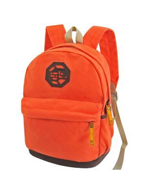 Рюкзак Stelz. Цвет: оранжевый
