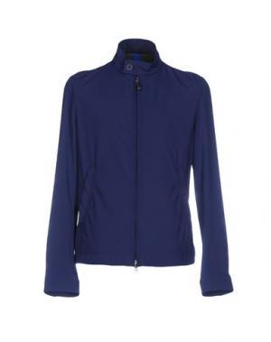 Куртка GEOSPIRIT. Цвет: синий