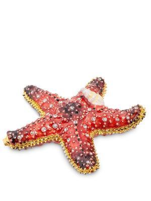 Шкатулка Морская звезда (Nobility) Nobility. Цвет: оранжевый