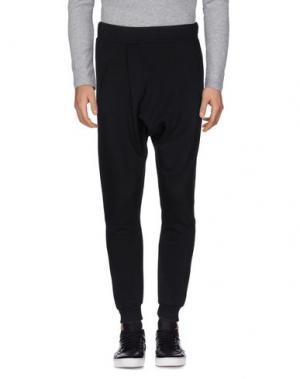 Повседневные брюки JOE RIVETTO. Цвет: черный
