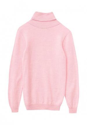 Водолазка R&I. Цвет: розовый