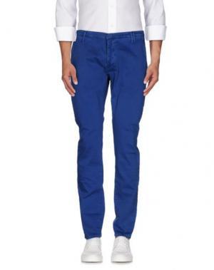Повседневные брюки (M) MAMUUT DENIM. Цвет: синий