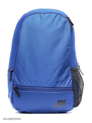 Рюкзак NIKE CLASSIC NORTH - SOLID. Цвет: синий, черный