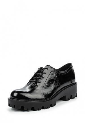 Ботинки Matt Nawill. Цвет: черный