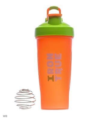 Шейкер ITS916-600 IRONTRUE. Цвет: зеленый, оранжевый