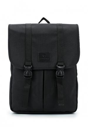 Рюкзак Luhta. Цвет: черный