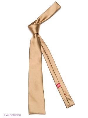 Галстук RUXARA. Цвет: светло-коричневый