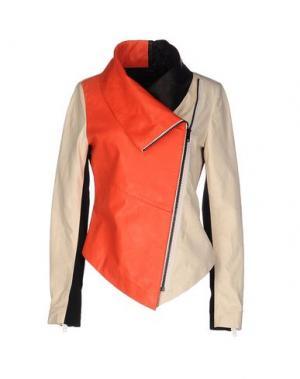 Куртка LES ÉCLAIRES. Цвет: красный