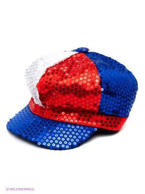 Маскарадная шляпа Magic Home. Цвет: белый