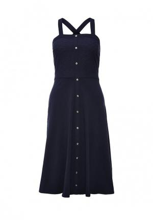 Платье Dorothy Perkins. Цвет: синий