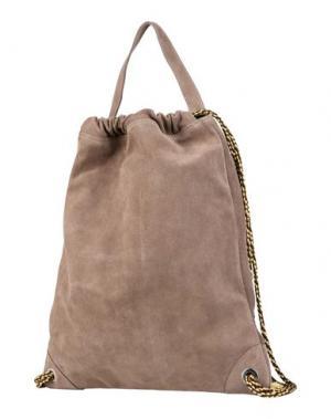 Рюкзаки и сумки на пояс REVERES 1949. Цвет: хаки