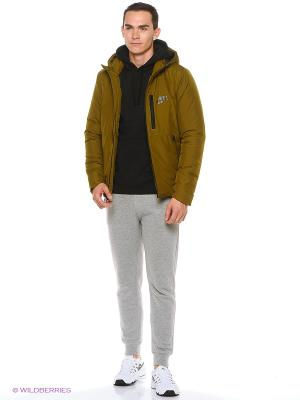 Куртка M NSW SYNTHETIC HD JKT Nike. Цвет: зеленый