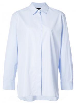 Patou shirt The Row. Цвет: синий