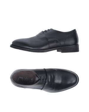 Обувь на шнурках MOS. Цвет: черный