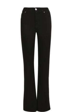 Однотонные расклешенные джинсы Jacob Cohen. Цвет: черный