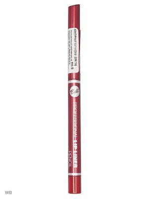 Карандаш для губ Professional Lip Liner Pencil, тон 6 Bell. Цвет: розовый