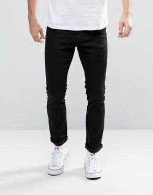 Brooklyn Supply Co. Черные джинсы скинни Co Dumbo. Цвет: черный