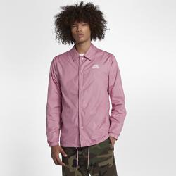 Мужская куртка  SB Shield Coaches Nike. Цвет: розовый