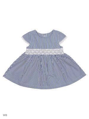Платье с кружевом Лео
