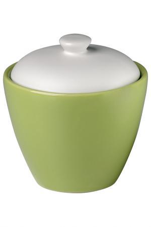 Сахарница Bitossi. Цвет: зеленый