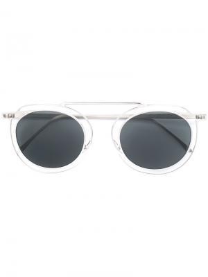 Солнцезащитные очки Potentially NA500 Thierry Lasry. Цвет: чёрный