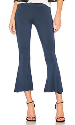 Расклешенные брюки harland Michael Lauren. Цвет: синий