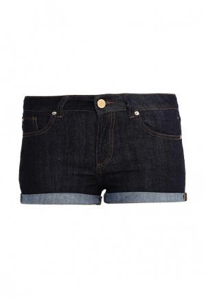 Шорты джинсовые Tom Farr. Цвет: синий