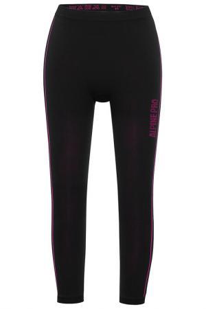 Pants Alpine Pro. Цвет: black, fuchsia