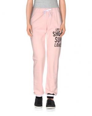 Повседневные брюки SHOP ★ ART. Цвет: светло-розовый