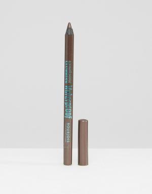 Bourjois Водостойкий карандаш для глаз Contour Clubbing. Цвет: фиолетовый