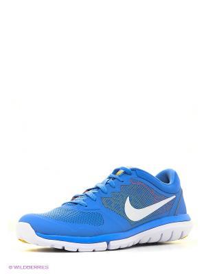 Кроссовки Nike. Цвет: темно-синий, голубой, синий
