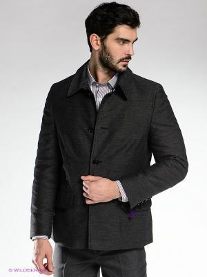 Куртка Absolutex. Цвет: темно-серый