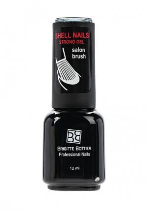 Гель-лак для ногтей Brigitte Bottier. Цвет: прозрачный
