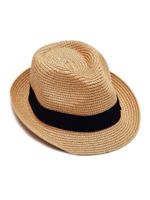 Шляпа Kameo-bis. Цвет: бежевый, черный