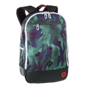 Рюкзак городской  Strike Big Camouflage TrueSpin. Цвет: зеленый