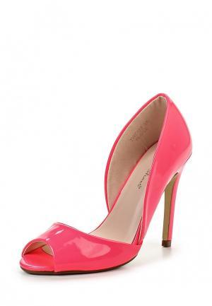 Туфли Sweet Shoes. Цвет: розовый
