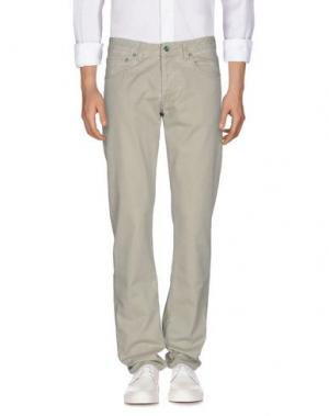 Джинсовые брюки PT05. Цвет: светло-серый