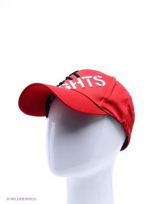 Бейсболка Fight Nights. Цвет: красный