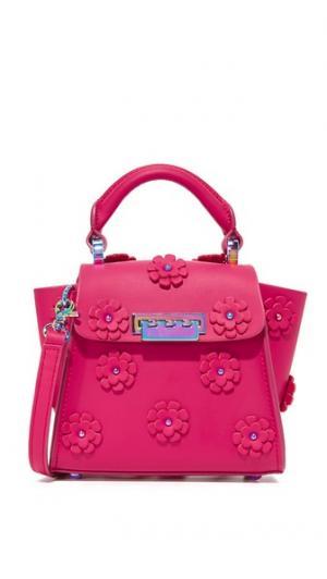 Миниатюрная сумка Eartha Iconic с цветочным рисунком ZAC Posen