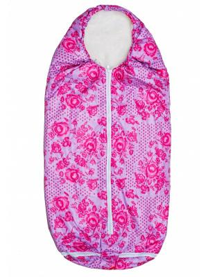 Конверт-одеяло Seehund TIGger. Цвет: розовый