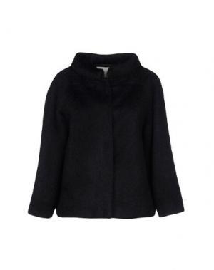 Куртка ROSSOPURO. Цвет: черный