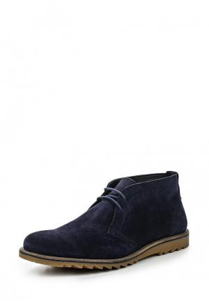 Ботинки Celio. Цвет: синий