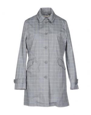 Легкое пальто NICE THINGS by PALOMA S.. Цвет: серый