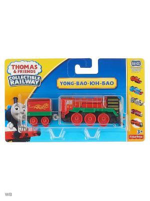 Thomas CR Базовые паровозики с прицепом & FRIENDS. Цвет: белый, золотистый