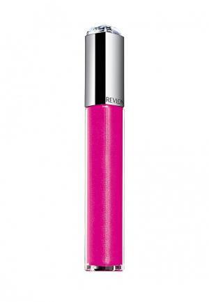 Блеск для губ Revlon. Цвет: розовый
