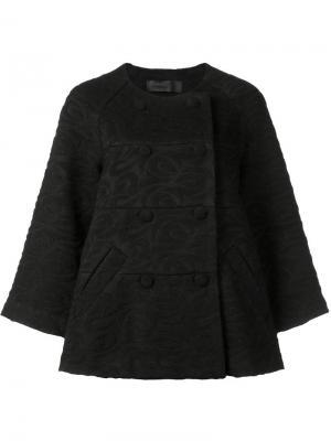 Пиджак с узором пейсли Co. Цвет: чёрный