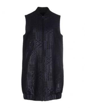 Пальто TESS GIBERSON. Цвет: темно-синий