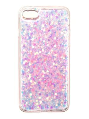 Чехол для iPhone 7 Lola. Цвет: розовый