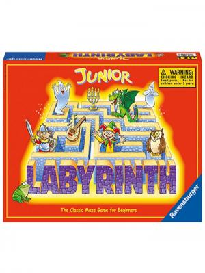 Настольная игра Детский Лабиринт Ravensburger. Цвет: красный