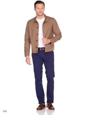Куртка хлопковая Пряник. Цвет: светло-коричневый